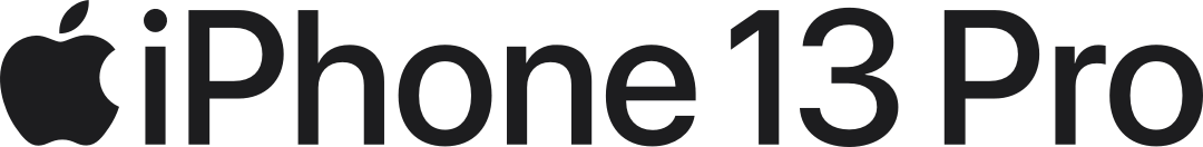 iPhone 13 Logo